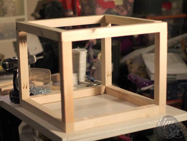 Building garden box