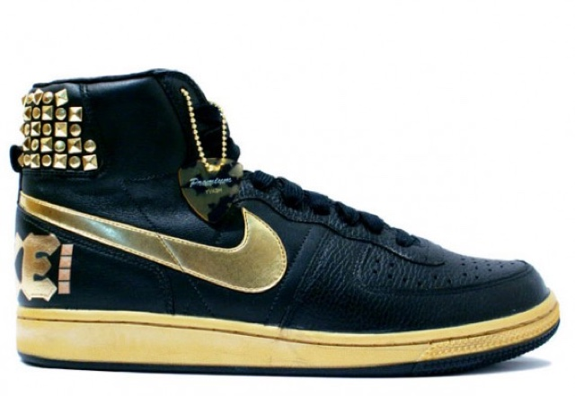 reputable site e4bc4 19d15 Nike Terminator Supreme High Rock and Roll edition 2008