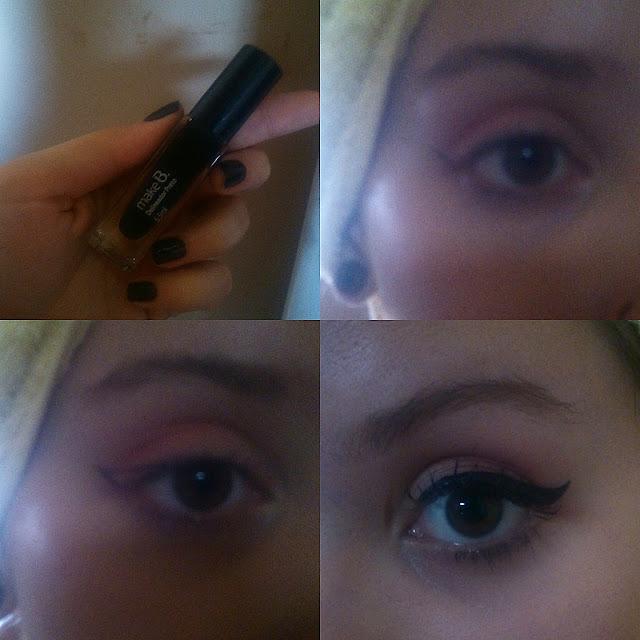 Maquiagem básica para o dia a dia! Blog Insaturada! Passo a passo delineado!