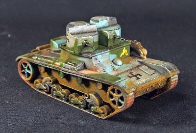 Finnish T-26