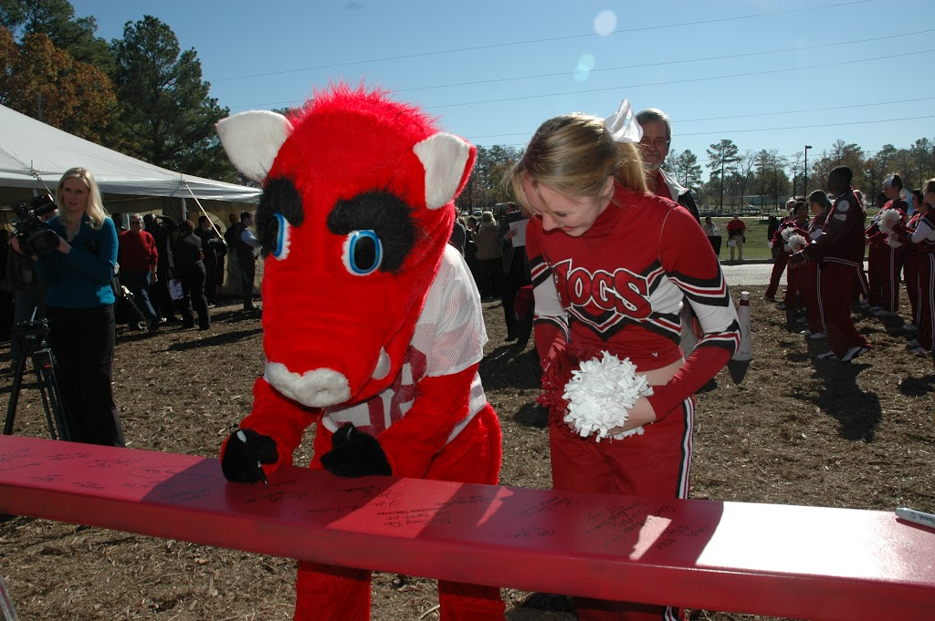 UACCH-Texarkana Creation Ceremony & Steel Signing - DSC_0035.JPG