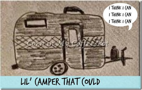 lil camper that could