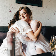 Wedding photographer Maksim Chernyy (blackmax). Photo of 28.11.2018