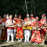Концерт ансамбля гусляров Купина на праздничном концерте? посвященном дню города Нахабино