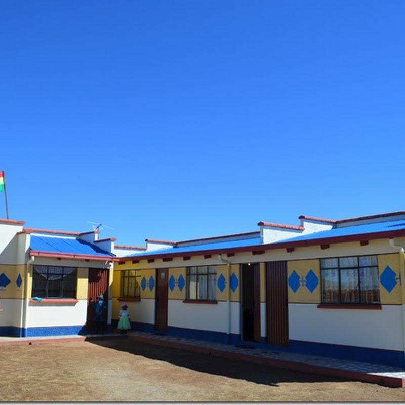 Waldo Ballivián: municipio paceño (Bolivia)