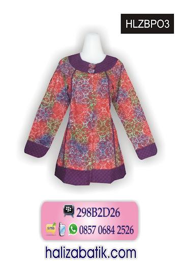 grosir batik pekalongan, Model Baju Batik, Baju Batik Wanita, Baju Batik Modern