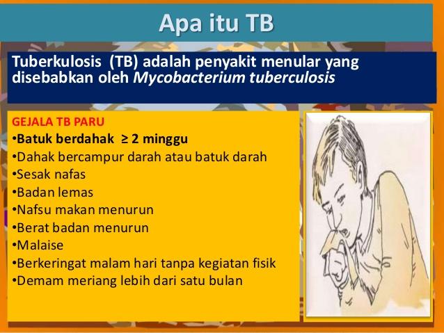 TB Penyakit Membahayakan Orang Sekeliling