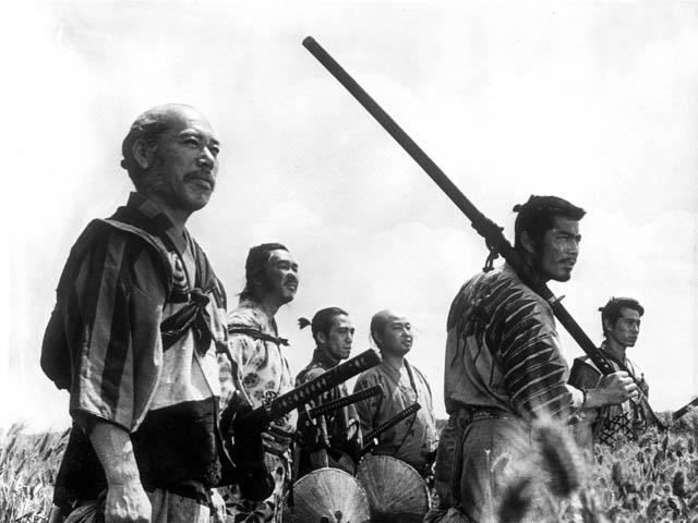 Les Sept Samourais ! *** MàJ : Epilogue *** 01_SevenSamurai_Poster_lowres