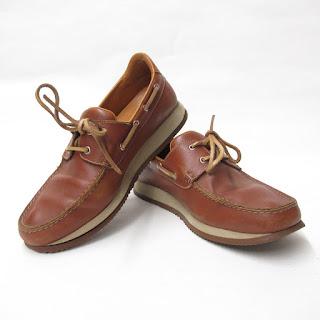 Hermès Boat Shoes