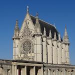 Château de Vincennes : Sainte-Chapelle