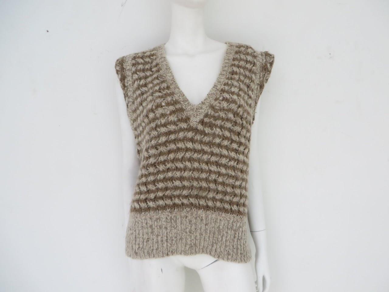 Christain Dior Vintage Sweater Vest