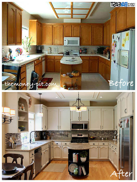 Removing A Fluorescent Kitchen Light Box The Kim Six Fix - Replace fluorescent light fixture in kitchen