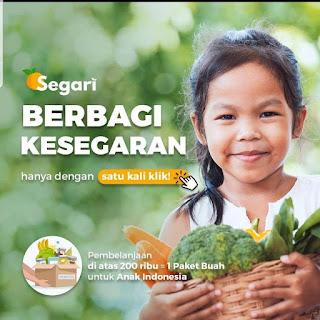 Belanja sayur online