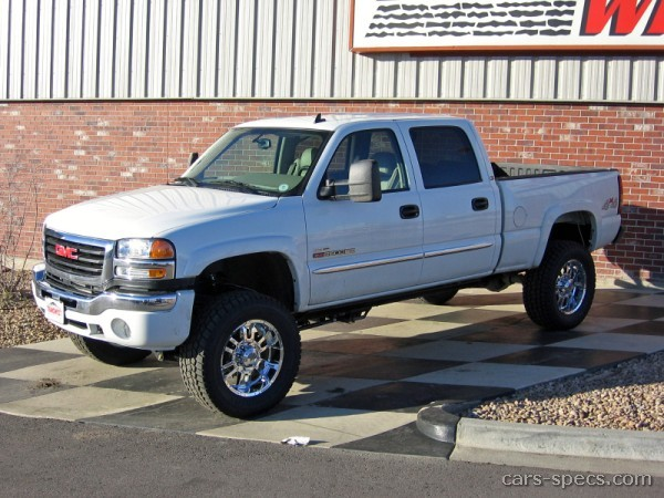 2006 GMC Sierra 1500 Extended Cab Specifications Pictures Prices
