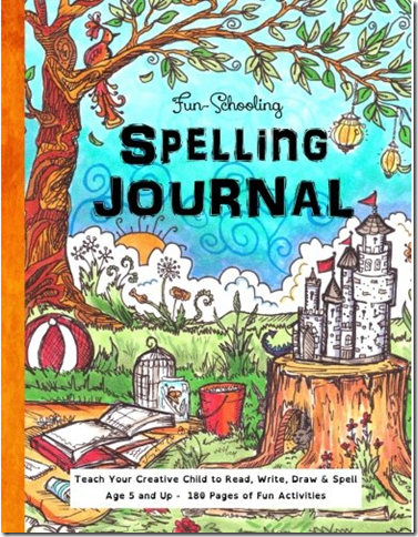 Fun School Spelling Journal