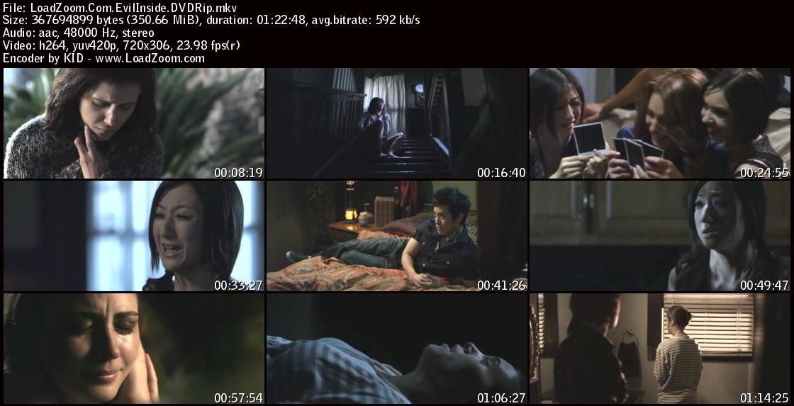 movie screenshot of Dead Inside fdmovie.com