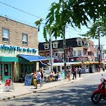wanda's pie in the sky, famous bakery in Kensington Market in Toronto, Ontario, Canada