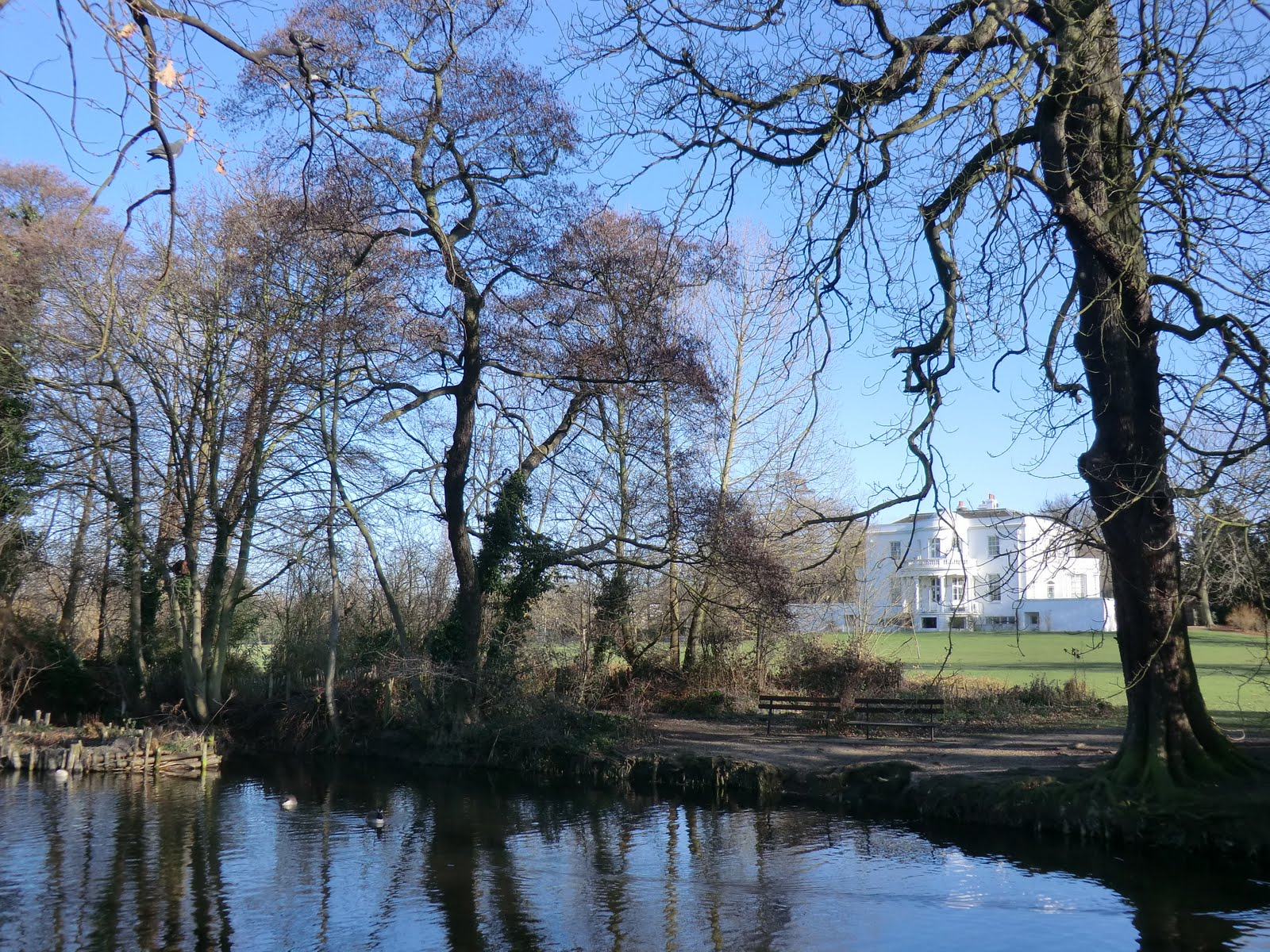 CIMG1594 Belair Park, Dulwich