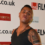 OIC - ENTSIMAGES.COM - Rudy Youngblood  at the Film4 Frightfest on Friday of   Wind Walkers UK Film Premiere at the Vue West End in London on the 28th August 2015. Photo Mobis Photos/OIC 0203 174 1069