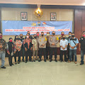 DPD Sekber Wartawan Indonesia (SWI) Silaturahmi Dengan  Kapolres Magetan