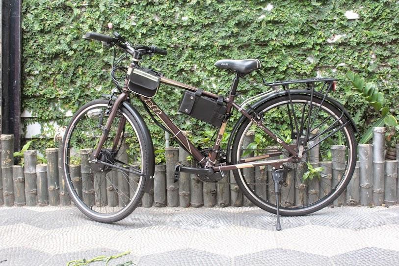 Xe đạp Ben - 27