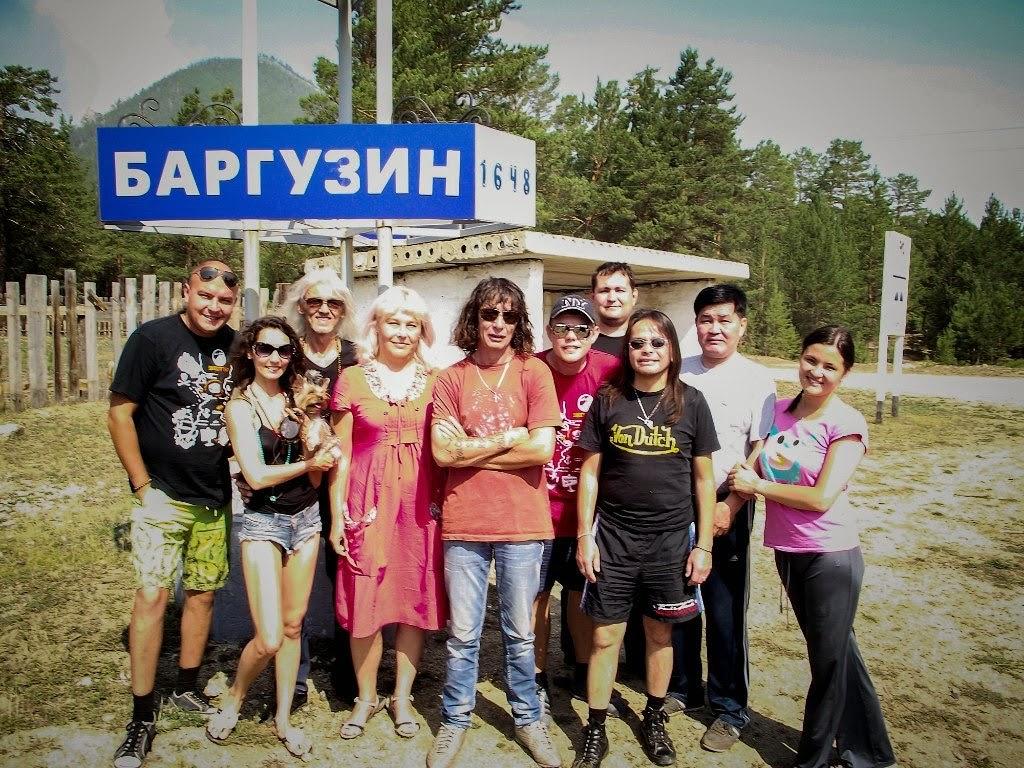Аттракцион Воронова, Байкал,  Гастроли 2014 (28)