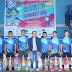 Turnamen Amal Badminthon Pemuda Lima Desa Tanjung Pauh Mudik Berjalan Sukses