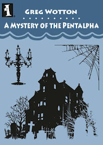 Cover of Greg Wotton's Book A Mystery of the Pentalpha
