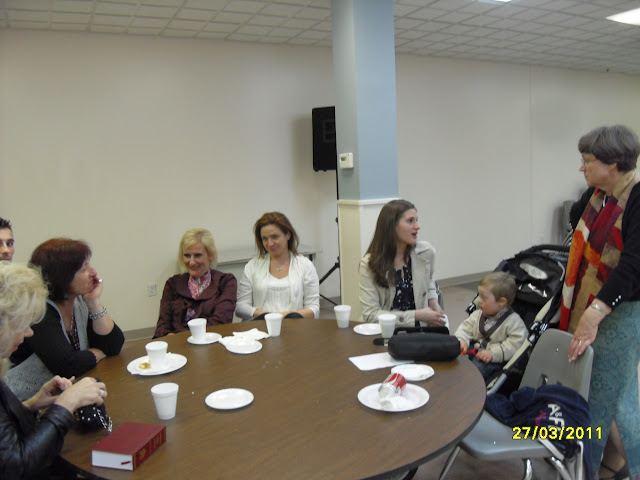Rekolekcje, 27 Marzec 2011 - ks. Piotr Kurzaj - SDC12328.JPG