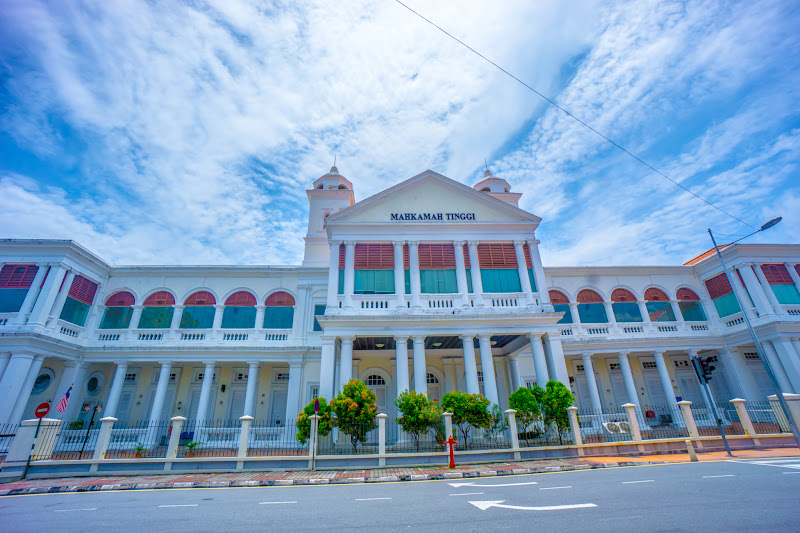 Penang George Town High Court Building
