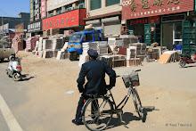 Rue Yifeng Dalu : magasins de construction