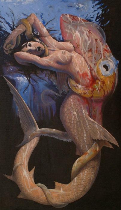 Mermaid Dark, Mermaids