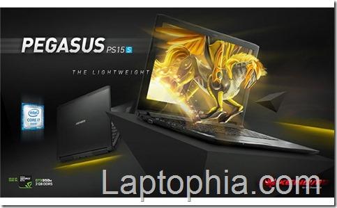 Harga Spesifikasi Xenom Pegasus PS15S-DL21