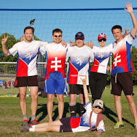 Volejbalový turnaj na DTU