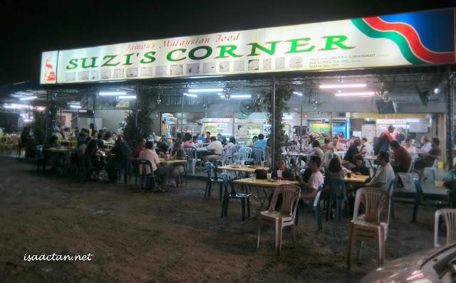 Suzi Corner