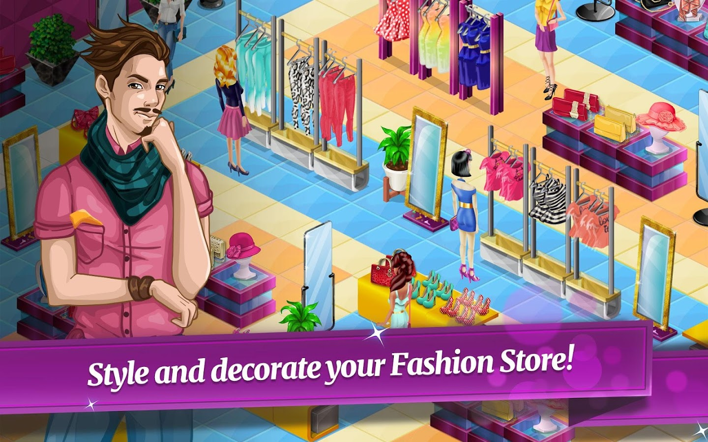 Fashion city 2 android apps on google play Fashion style games online