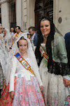 Besamanos Virgen 2014