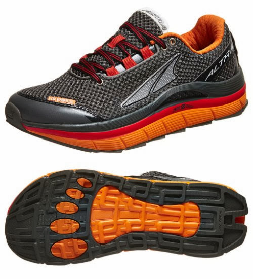 buy popular 383c6 ea1c2 SPIRITO TRAIL - ALTRA ZERO DROP: anteprima scarpe 2014
