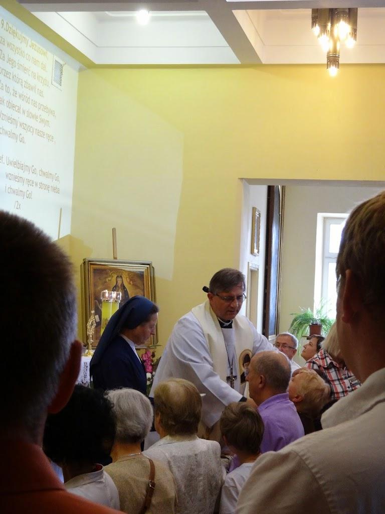 2014 Rekolekcje - Podwyższenie Krzyża Świętego w Częstochowie - DSC07432.JPG