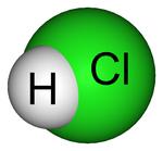 acido clorhidrico formula