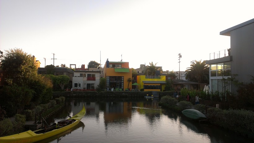 Venice flashy houses