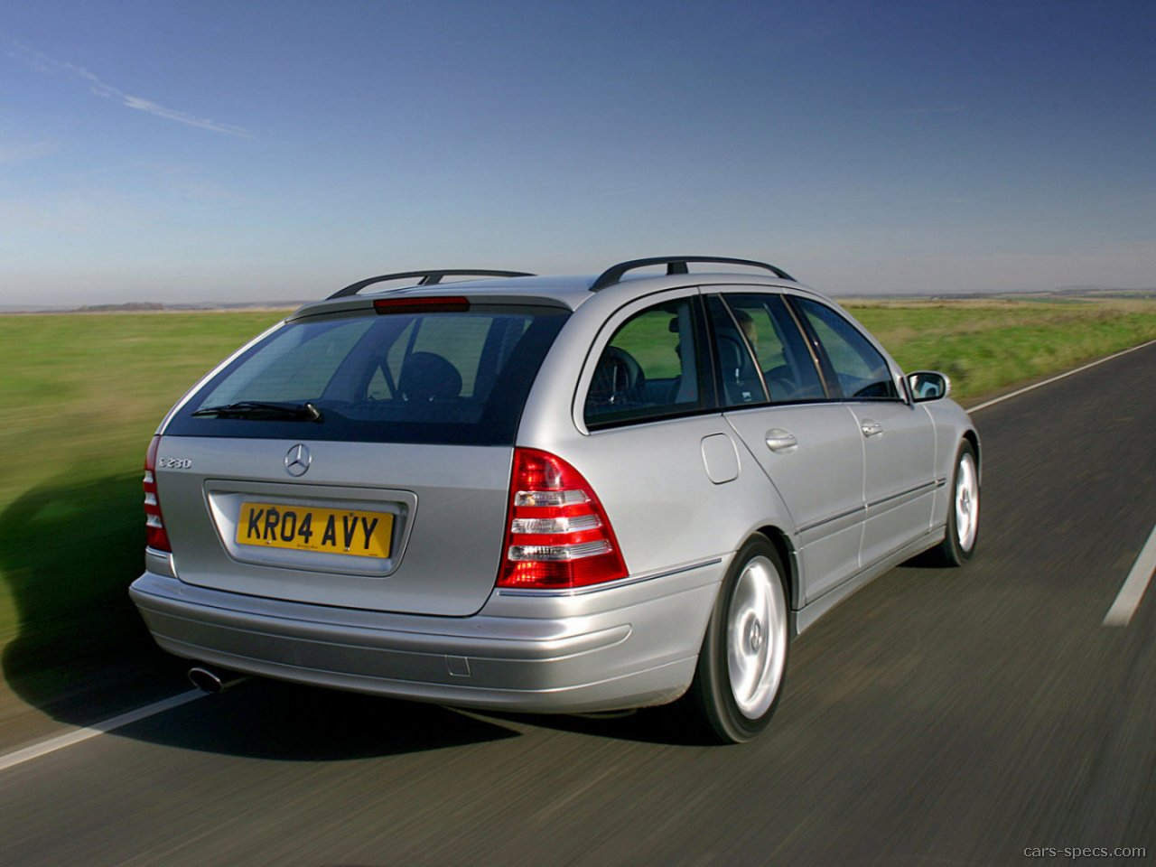 2004 mercedes benz c class wagon specifications pictures. Black Bedroom Furniture Sets. Home Design Ideas