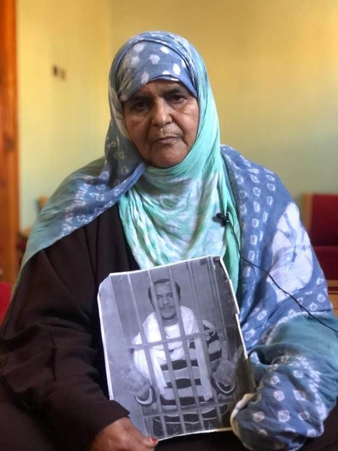 50 días de huelga de hambre y ni un atisbo de humanidad para Haddi y su madre.