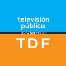Logo TV Publica Fueguina