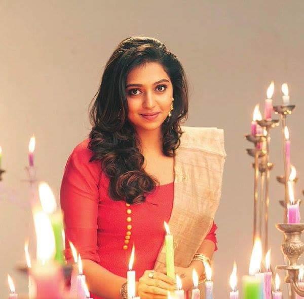 Lakshmi Menon new stills from Rekka Movie