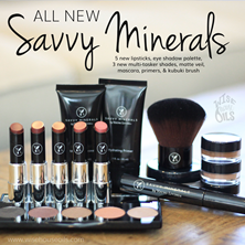 All New Savvy Minerals Convention 2018 WHO