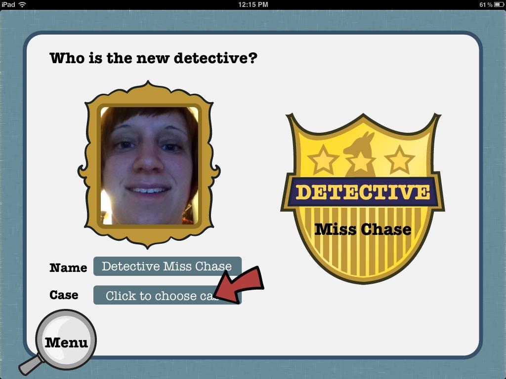 Emotion Detective Badge