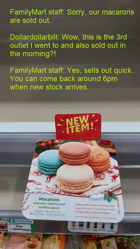 Family mochi mart puff