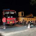 Bus Angkutan, Rem Blong di Pendakian Kirasa