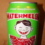 watermelon soda in Miami, Florida, United States